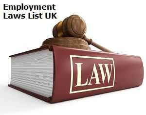 What is Employment Law Definition United Kingdom?