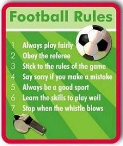 the new rules in playing college sports Sports resource content soccer rules changes - 2016-17 soccer rules  18-1-1 new v: interfering with play – playing.